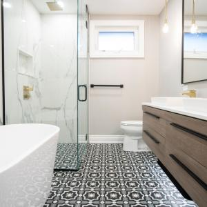 Complete Bathroom Renovation in Aurora