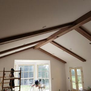 Walnut Beams