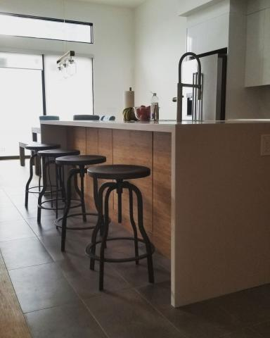 Bar Seating Kitchen