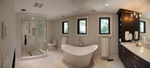 Panoramic View Bathroom