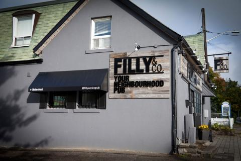 Filly Restaurant & Bar