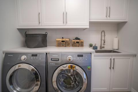 Laundry & Mud Room Design