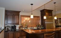 Fully Custom Bar Design and Install in Newmarket