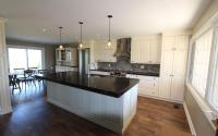 Full Kitchen and Living Room Renovation Schomberg